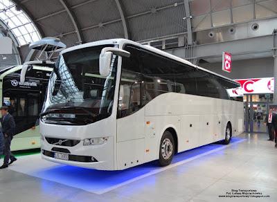 Volvo 9700, TransExpo 2016