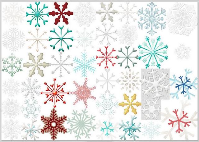 Cute Snowflake Images.
