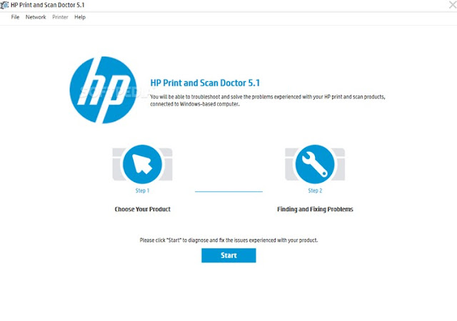 HP Print And Scan Doctor Download for Windows