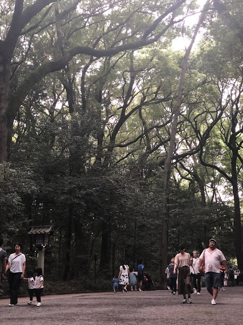 parc Yoyogi Harajuku
