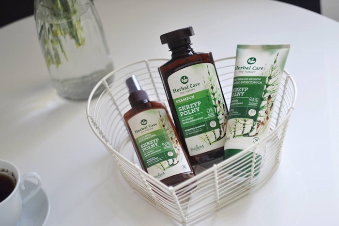 Farmona Herbal Care - skrzyp polny włosy