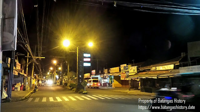 Poblacion Mataasnakahoy.