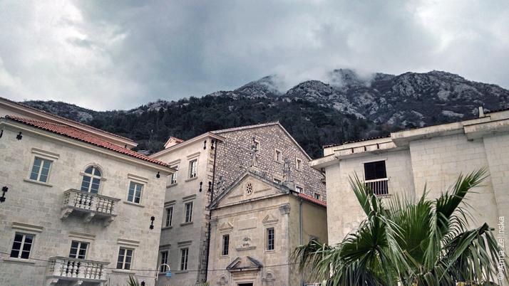 Архитектура Пераста, Черногория