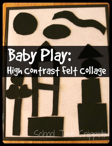 black and white stimulation for babies