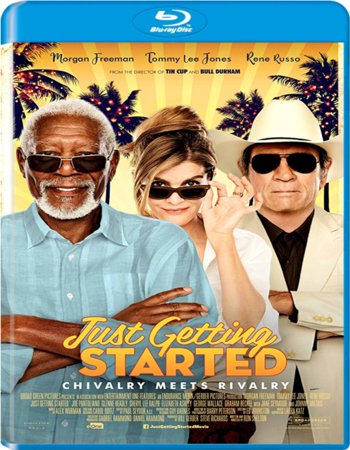 Just Getting Started (2017) English BluRay 720p