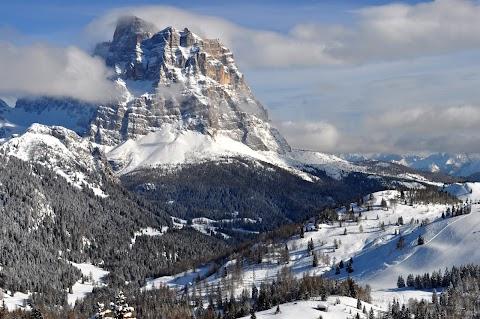 Ski resort Civetta - ráj na zemi