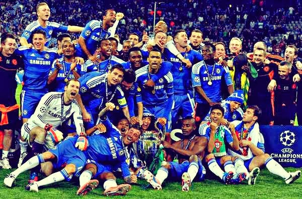 Daftar Lengkap Klub Juara Liga Champions (1956 - 2013) - Berita ... 30f23ec162