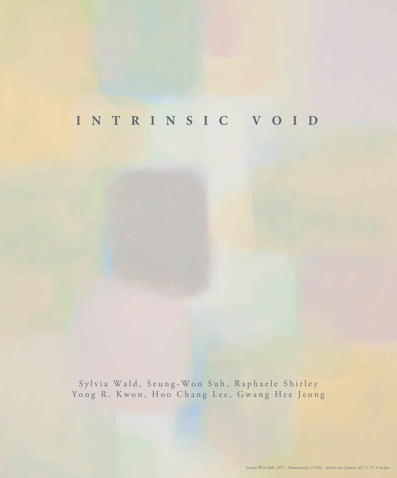 intrinsic void opening reception