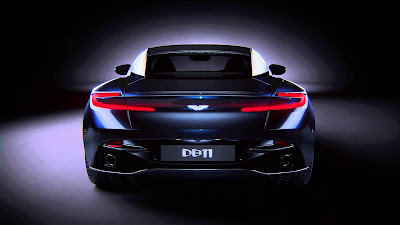 Aston Martin DB11 Led Taillight