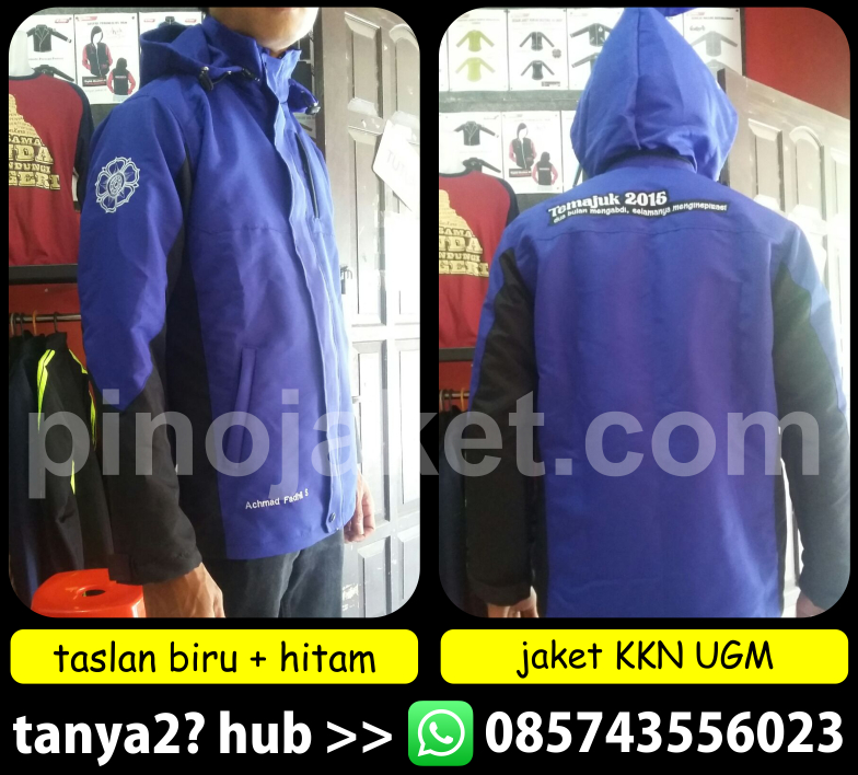 jaket anti air jogja