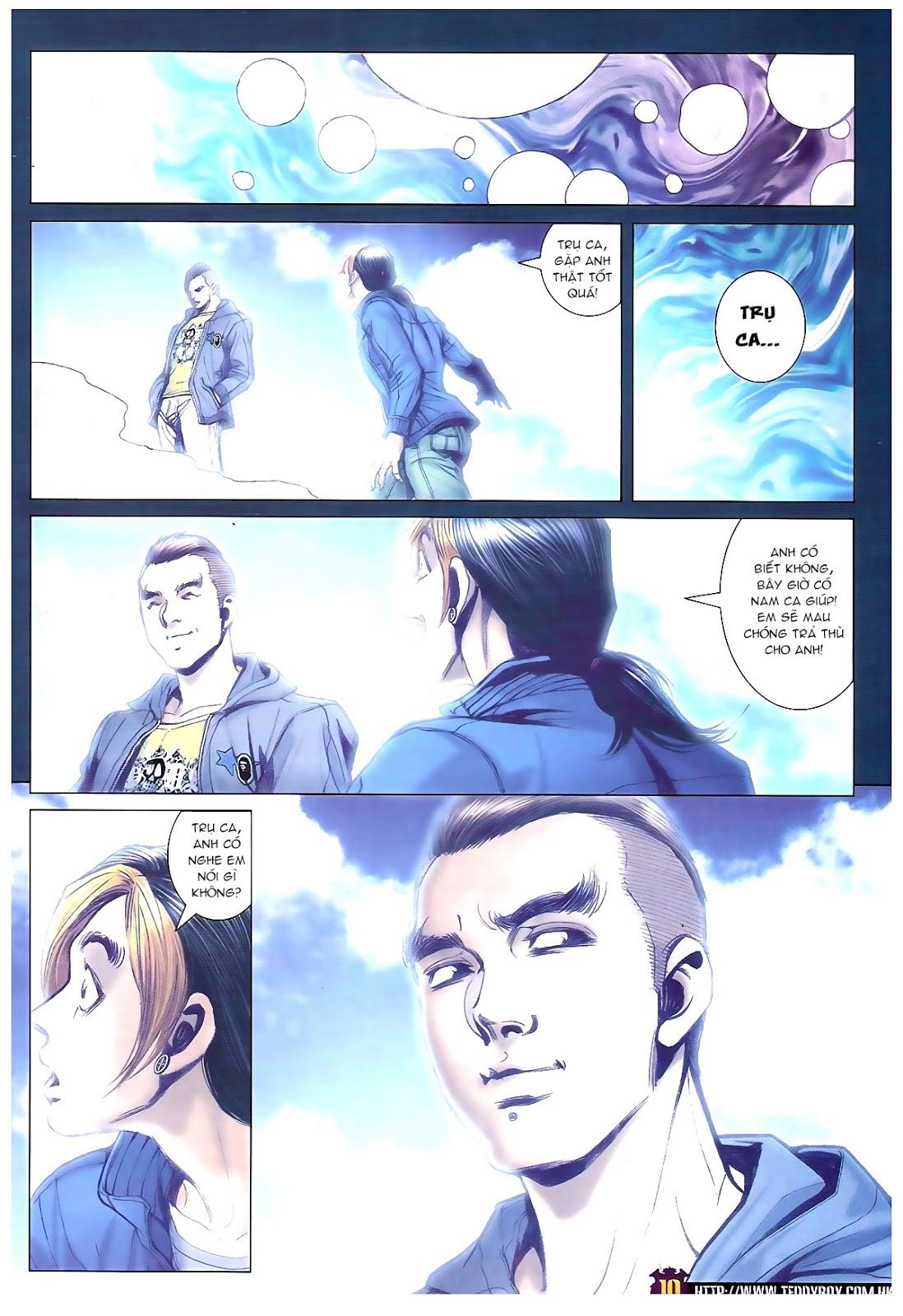 Người Trong Giang Hồ - Chapter 1388: Khí diệm Hoàng giả - Pic 9