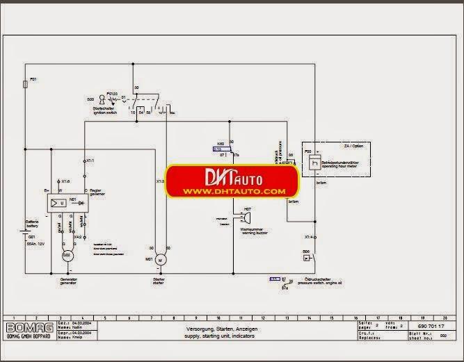 tamper bomag bpr wiring diagram bomag paver 3313 wiring diagram #8