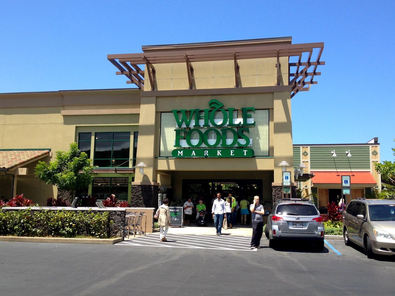 Whole Foods Kailua Hawaii