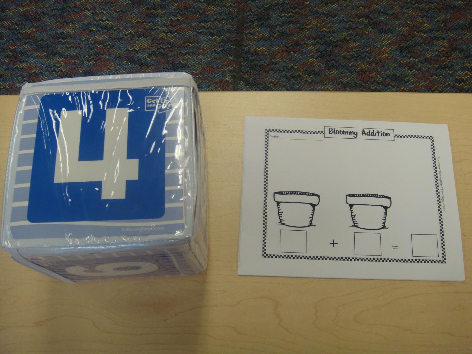 Kath Is Math D Science In Preschool Making Numbers