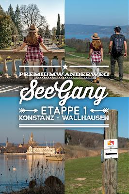 SeeGang Etappe 1 Stadt, Land und See -  Von der historischen Stadt Konstanz über die Blumeninsel Mainau nach Wallhausen. 23