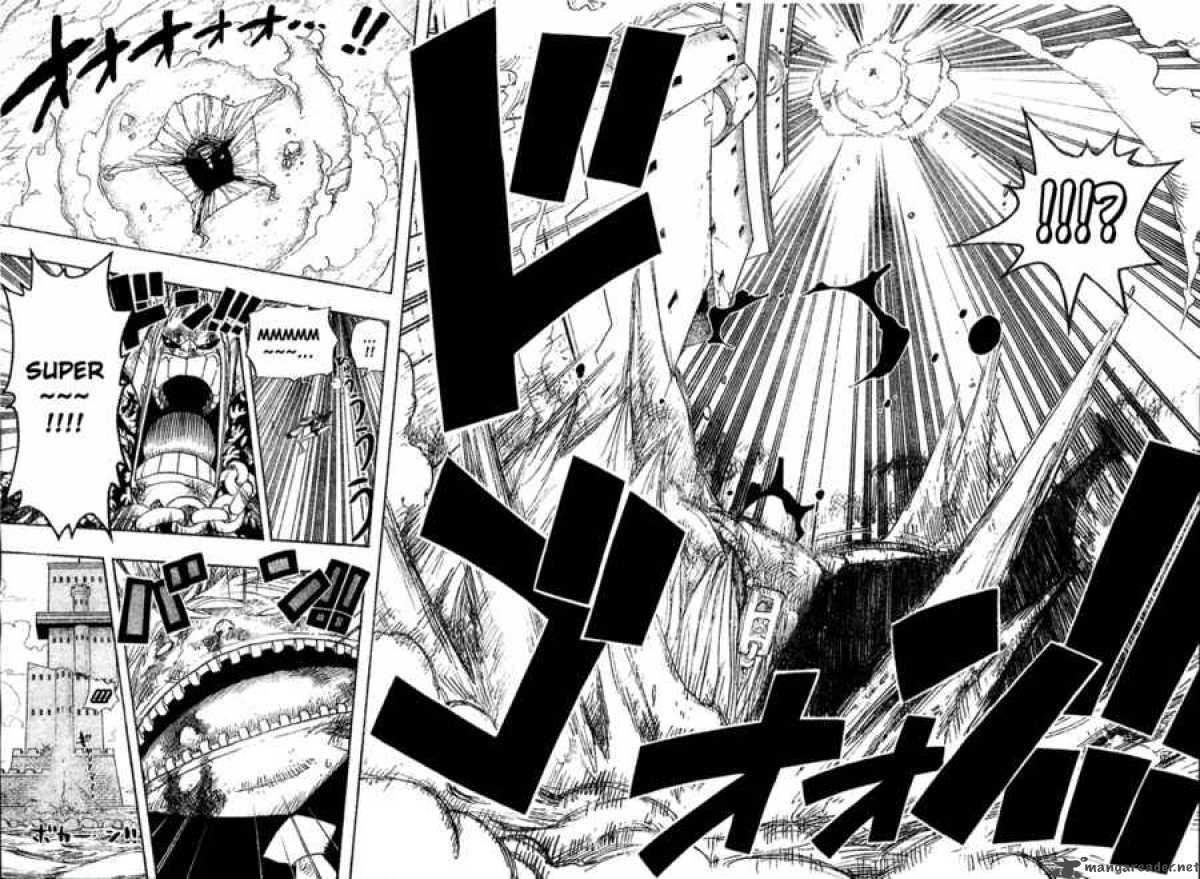 One Piece Ch 406