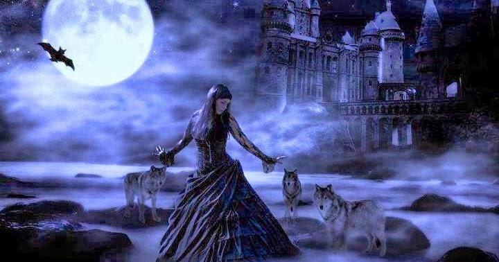 vampires loup garou and transylvania