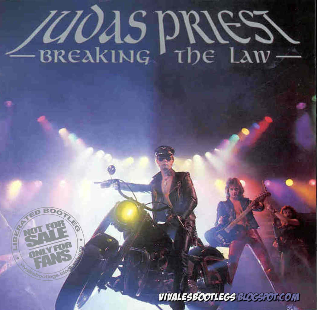 judas priest breaking the law universal amphitheatre chicago usa 1981 ex soundboard tsp. Black Bedroom Furniture Sets. Home Design Ideas
