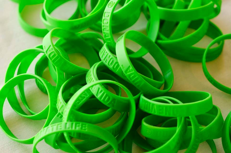 These Donate Life Bracelets Are The Perfect Accessory To Add Green For St Patty S Day And Promote Organ Tissue Donation
