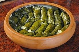 Armenian wrapped dolma