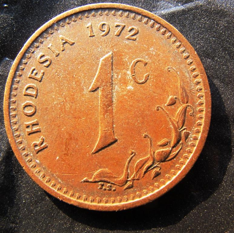 rhodesia 1964 10c coin value