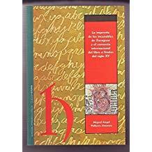La imprenta de los incunables de Zaragoza y el comercio internacional del libro a finales del siglo XV