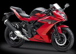 Gambar harga motor sport Kawasaki ninja RR mono