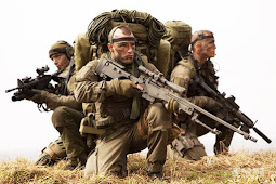 Berita Militer : Special Air Service (SAS), Pasukan Elite Inggris yang Kenyang Pengalaman Tempur di Berbagai Belahan Dunia