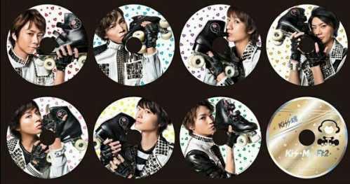 [MUSIC] Kis-My-Ft2 – Kiss 魂(Damashii) (2015.03.25/MP3/RAR)