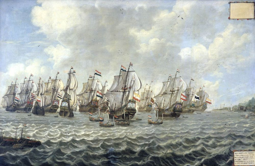 Dutch East India Company fleet