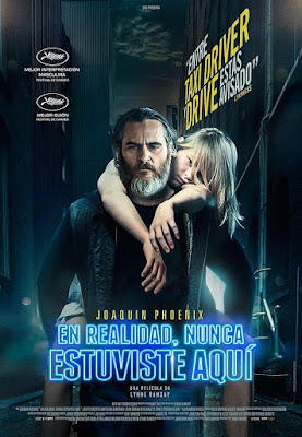 You Were Never Really Here 2017 DVD R1 NTSC Spanish