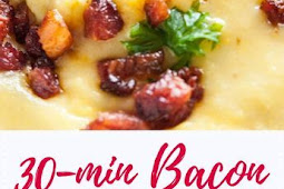 RECIPE EASY POTATO BACON SOUP