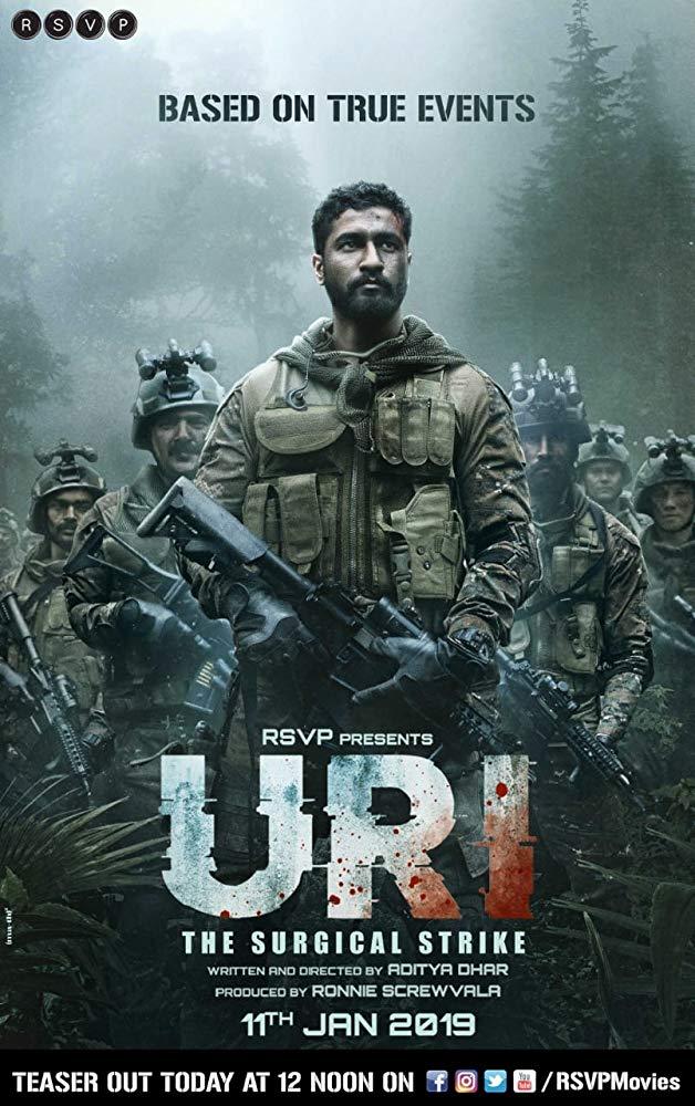 Uri: The Surgical Strike[Sub: Eng]