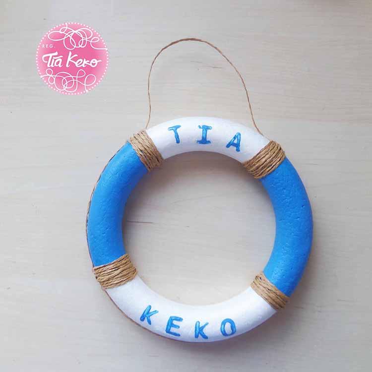 Tía Keko y manualidades de verano