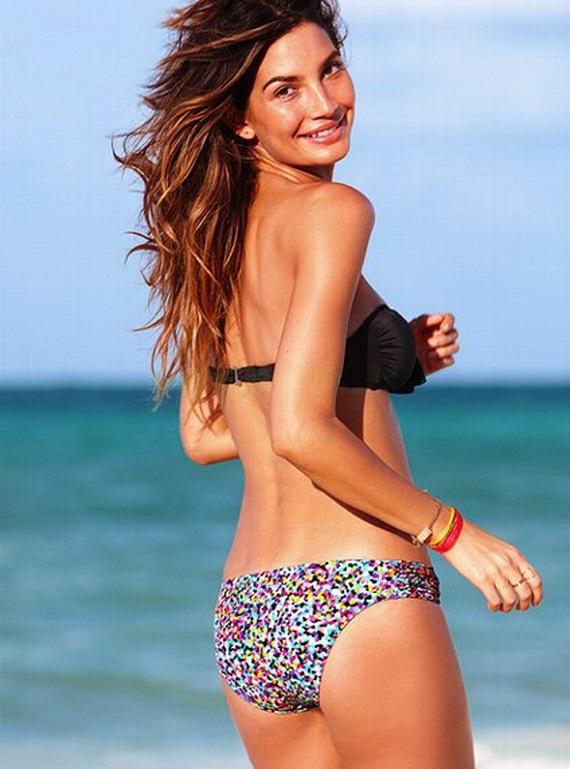 Future Trends 2014: Victoria's Secret Swimsuit Models 2013 ...