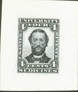 USA - Newspaper Stamps - Photo album