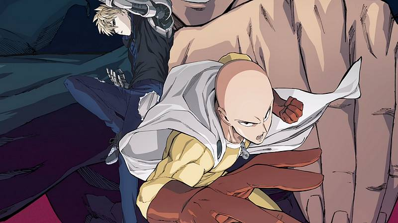 One Punch Man s2 الموسم الثاني