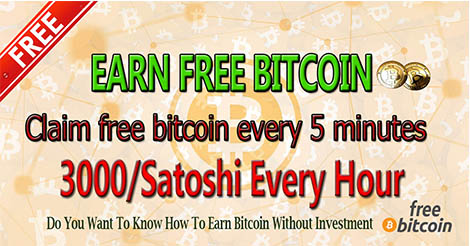 how-to-earn-bitcoin-without-investment