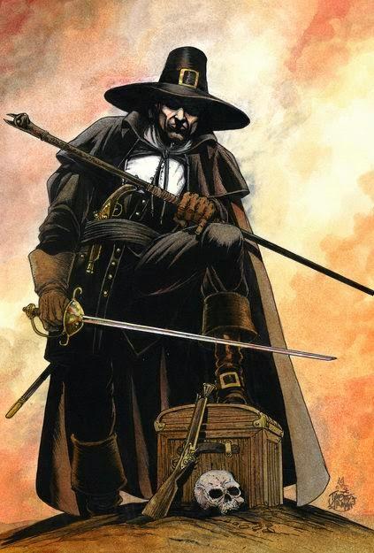 Literatura de Capa e Espada