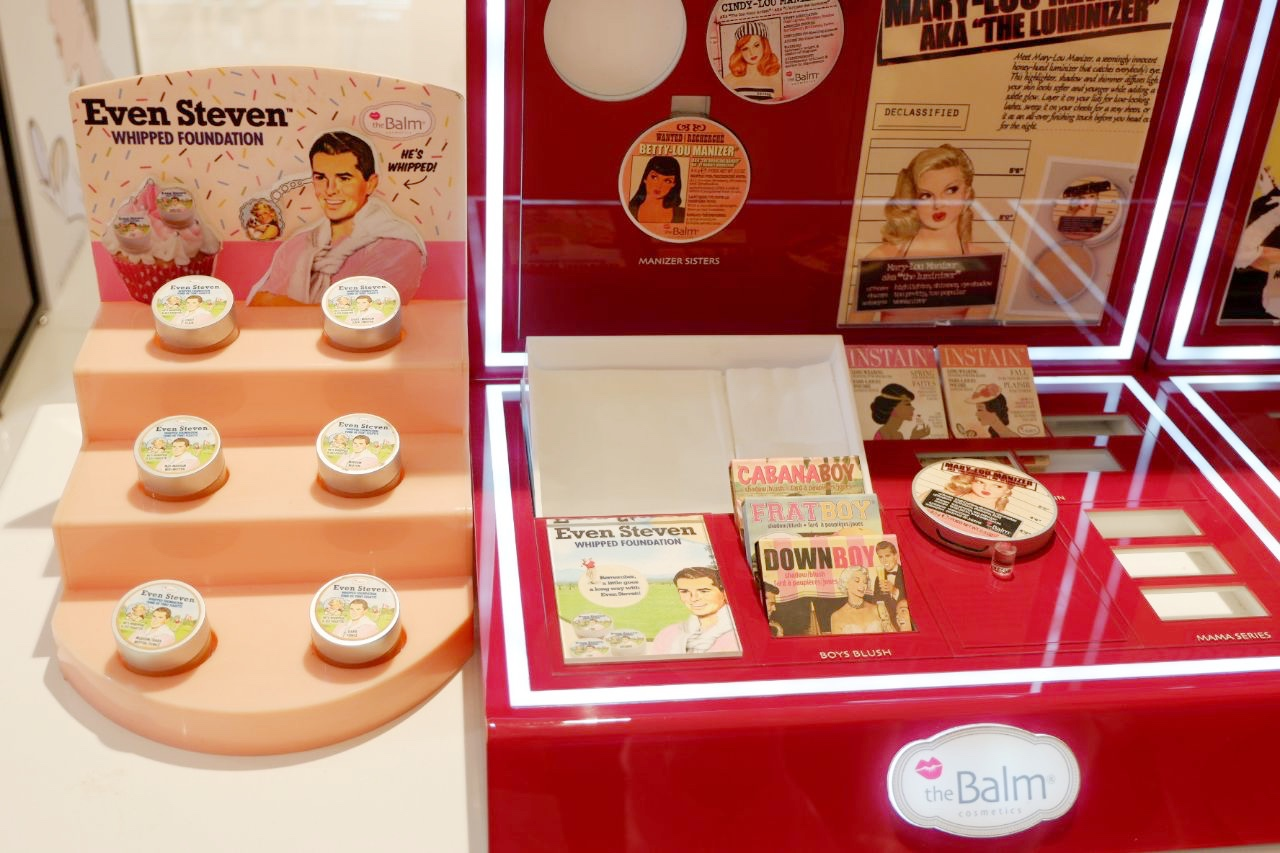 EVENT BLOGGER EXPOSURE SWATCH AND REVIEW THE BALM INSTAIN LONG-WEARING POWDER STAINING BLUSH