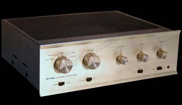 stereonomono - Hi Fi Compendium: Dynaco SCA-35