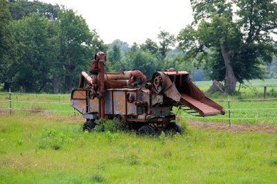 when did you last see a farmer using one of these?