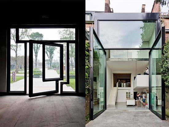 gambar Desain Pintu Besar Minimalis