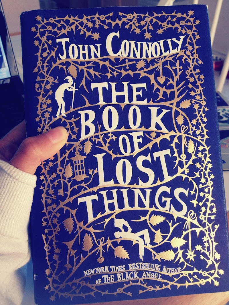 Look at The Book of Lost Things