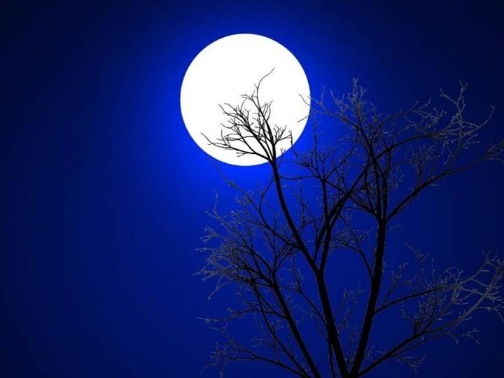 Gambar Bulan Keren