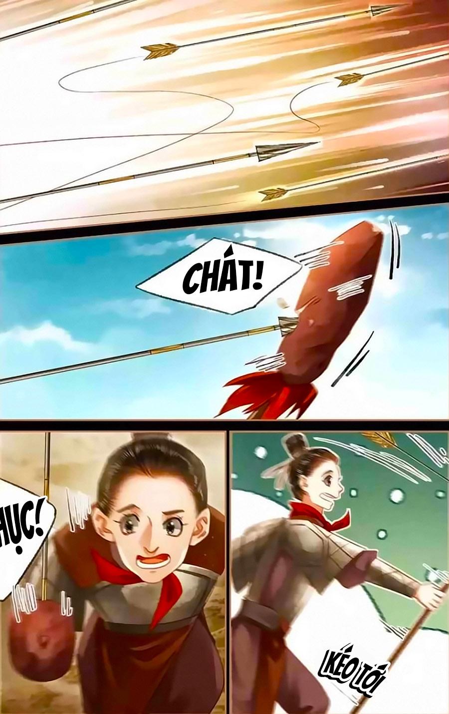 Thần Y Đích Nữ chap 158 - Trang 7