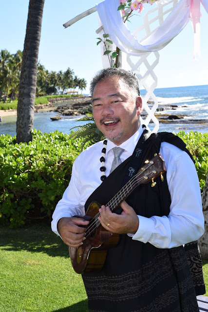 Oahu Wedding Music
