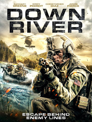 Down River Poster