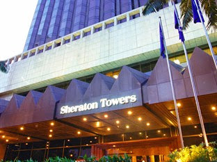 Hotel di Orchard - Sheraton Towers Singapore Hotel