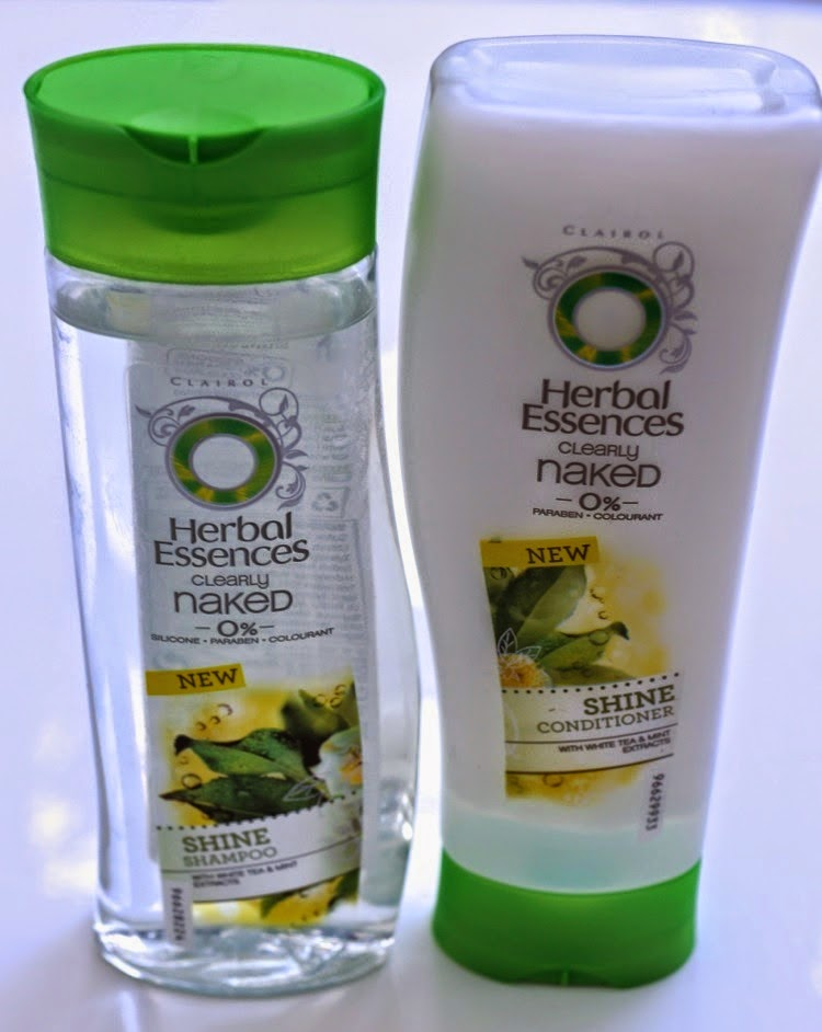 herbal essences clearly naked collection